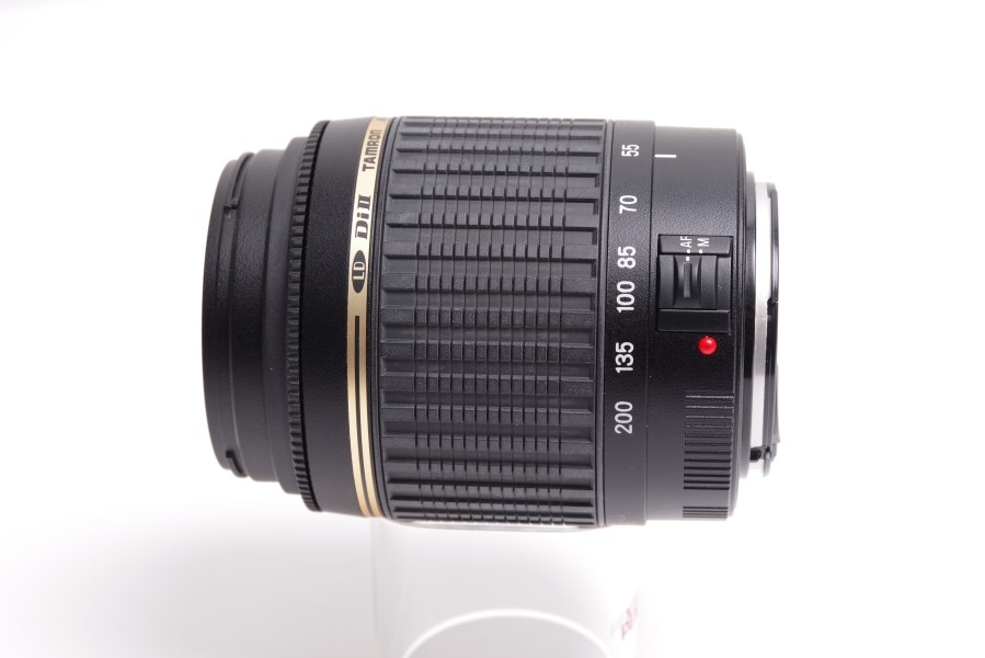 CANON TAMRON Zoom objectief AF55-200mm Macro
